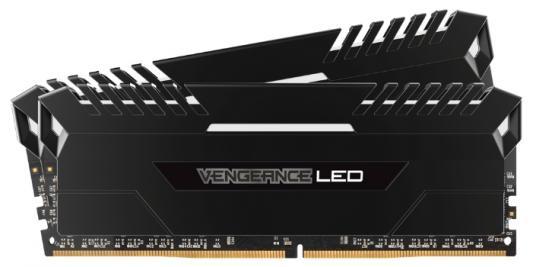 Оперативная память 16Gb (2x8Gb) PC4-21300 2666MHz DDR4 DIMM Corsair CMU16GX4M2A2666C16