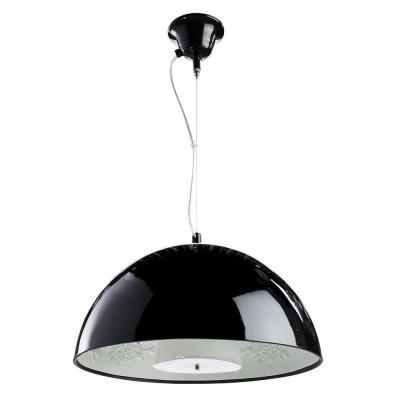 Подвесной светильник Arte Lamp Dome A4175SP-1BK подвесной светильник arte lamp rome a4175sp 1bz