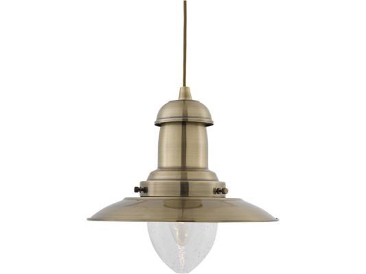 Подвесной светильник Arte Lamp Fisherman A5530SP-1AB #107630. подвесной, светильник