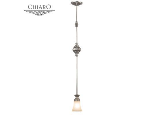 Подвесной светильник Chiaro Версаче 254015101 chiaro бра chiaro версаче 254029501