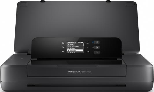 Принтер HP OfficeJet 202 N4K99C цветной A4 10/9ppm 1200x4800dpi USB WiFi