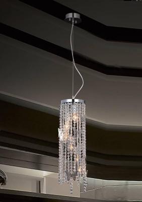 Купить Подвесной светильник Crystal Lux Bloom SP5 chrome