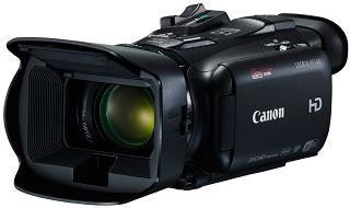 Цифровая видеокамера Canon Legria HF G40 черный