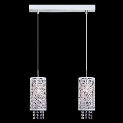 Подвесной светильник Eurosvet 1181/2 хром светильник подвесной eurosvet 1181 2 хром