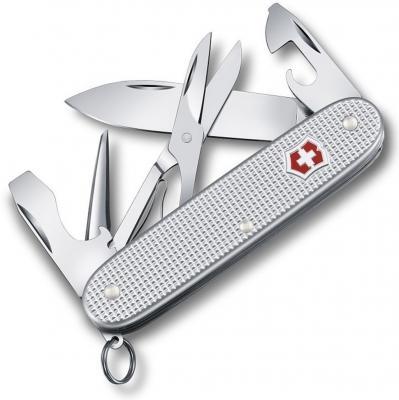 Нож перочинный Victorinox Pioneer X Alox 0.8231.26 стальной 9 функций пластик/сталь 0.8231.26