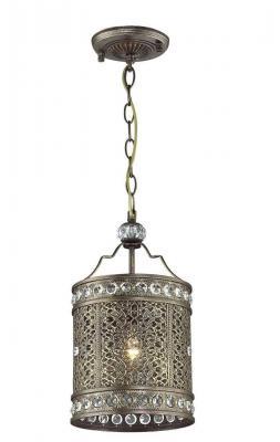 Подвесной светильник Favourite Karma 1626-1P подвесной светильник favourite karma 1627 3p