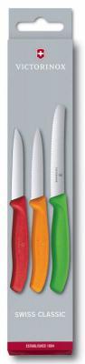 Набор ножей Victorinox Swiss Classic 6.7116.32 для овощей 3шт