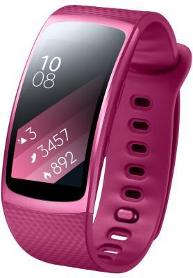 Смарт-часы Samsung Galaxy Gear Fit 2 SM-R360 розовый SM-R3600ZIASER