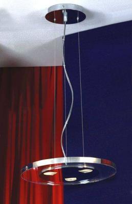 Подвесной светильник Lussole Diamante LSC-5206-03 настенный светильник lussole diamante lsc 5301 01
