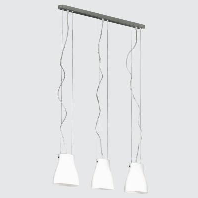 Подвесной светильник Lussole Bianco LSC-5606-03 lussole bellaria lsc 8807 03