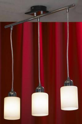 все цены на Подвесной светильник Lussole Caprile LSF-6116-03 онлайн