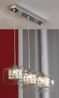 Подвесной светильник Lussole Sorso LSC-8006-03 потолочный светильник lussole lsc 8006 03