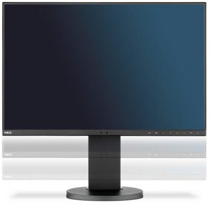 Монитор 24 NEC EA245WMi монитор nec 24 multisync e245wmi серебряный белый e245wmi silver