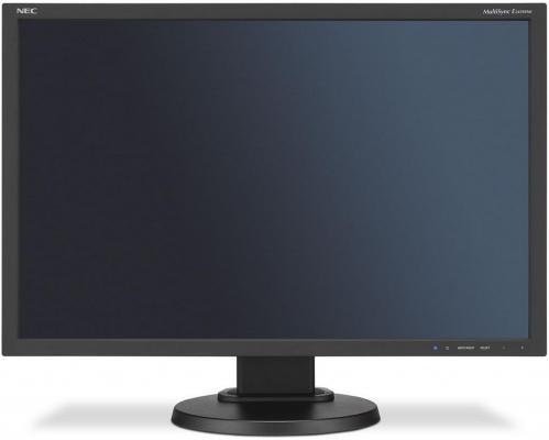 """Монитор 24"""" NEC E245WMi-BK цена и фото"""