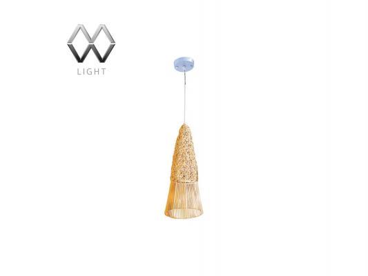 Подвесной светильник MW-Light Ротанг 2210138