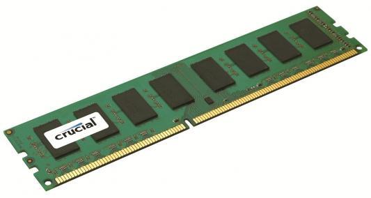 Оперативная память DDR3 2Gb PC12800 1600MHz Crucial CT25664BD160B