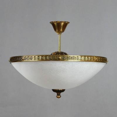 все цены на Потолочный светильник Ambiente Seville 02140/50 PL PB