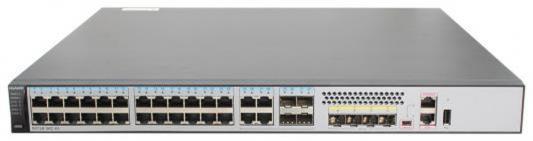 все цены на Коммутатор Huawei S5720-36C-EI-AC 24 порта 10/100/1000Mbps 4xSFP 02359562
