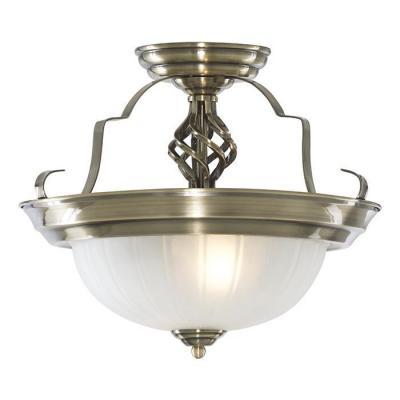 Купить Потолочный светильник Arte Lamp Lobby A7835PL-2AB