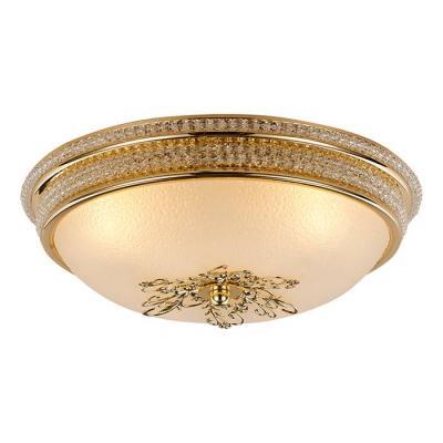 Потолочный светильник Arte Lamp Vassoio A9205PL-3GO торшер arte lamp armonico a5008pn 3go
