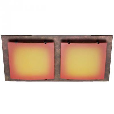 Потолочный светильник Brilliant Square G90377/19 brilliant настенно потолочный светильник g90377 19