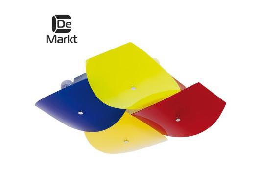Потолочный светильник De Markt Радуга 262010108 потолочный светильник de markt радуга 262010108