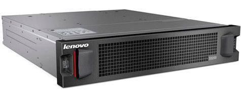 Сетевое хранилище Lenovo S S3200 SFF 6411E37