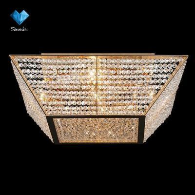 Потолочный светильник Eurosvet 10034/5 золото/прозрачный хрусталь Strotskis потолочный светильник eurosvet 3123 3 золото прозрачный хрусталь strotskis