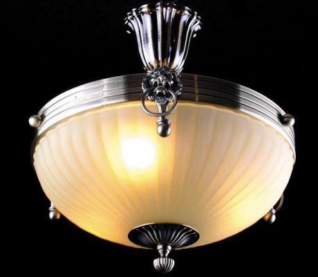 Потолочный светильник Eurosvet 89247/3 античная бронза стоимость