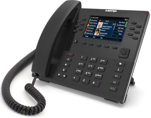 IP-телефон Aastra 6869i SIP 80C00003AAA-A