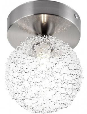 Потолочный светильник Globo Enigma 56620-1 спот точечный светильник globo enigma 56620 1