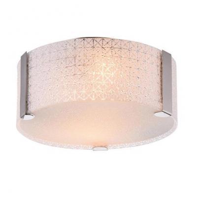 Потолочный светильник IDLamp Clara 247/30PF-Whitechrome idlamp потолочный светильник idlamp 247 40pf whitechrome