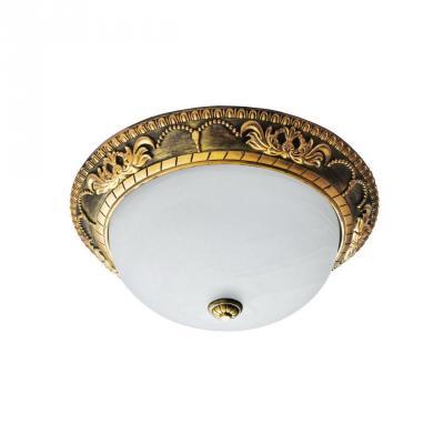 Потолочный светильник IDLamp Patricia Gold 262/25PF-LEDOldbronze idlamp 262 262 25pf ledoldbronze
