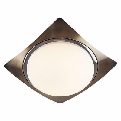 все цены на Потолочный светильник IDLamp Alessa 370/25PF-Oldbronze