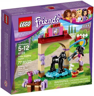 Конструктор LEGO Friends: Салон для жеребят 77 элементов 41123