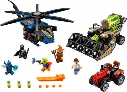 Конструктор Lego Super Heroes Бэтман: Жатва страха 563 элемента 76054