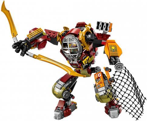 Конструктор Lego Ninjago: Робот-спасатель 439 элементов