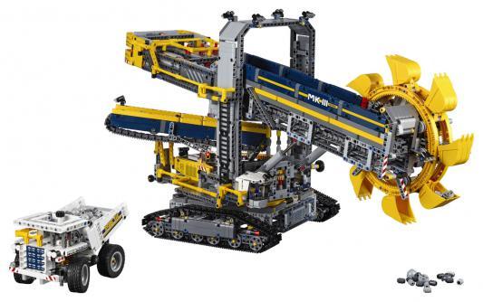 Конструктор Lego Technic Роторный экскаватор 3927 элементов