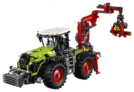 Конструктор Lego Technic CLAAS XERION 5000 TRAC VC 1977 элементов конструктор lego technic claas xerion 5000 trac vc 1977 элементов