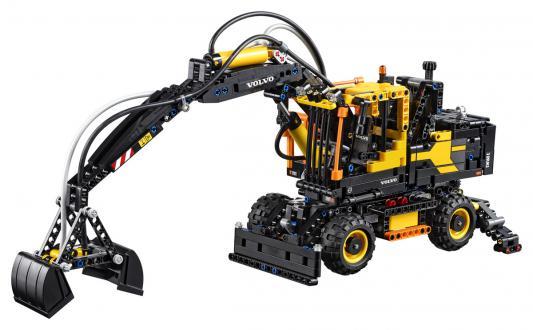 Конструктор Lego Technic Экскаватор Volvo EW 160E 1166 элементов
