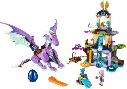Конструктор Lego Elves: Логово дракона 585 элементов 41173
