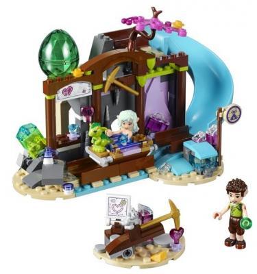 Конструктор Lego Elves: Кристальная шахта 273 элемента 41177