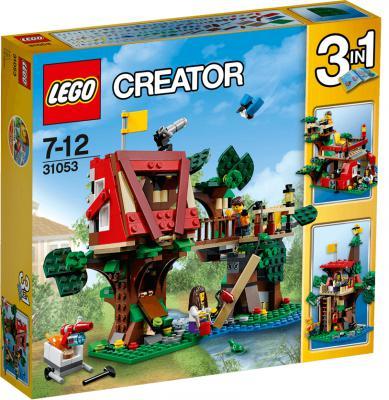 Конструктор LEGO Creator: Домик на дереве 356 элементов 31053