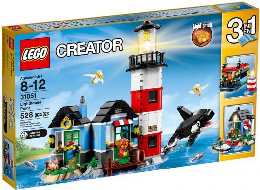Конструктор Lego Creator: Маяк 528 элемента