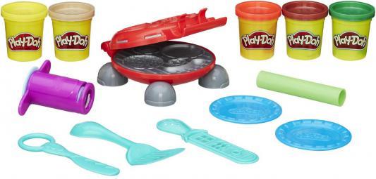 "Набор для лепки Hasbro Play-Doh ""Бургер гриль"""