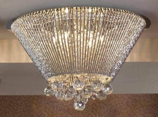 Потолочный светильник Lussole Piagge LSC-8407-12 люстра lussole lsc 8407 12