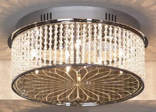 Потолочный светильник Lussole Ozieri LSA-5207-09 lussole ozieri lsa 5207 09
