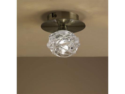 Потолочный светильник Mantra Maremagnum Bronze 4075