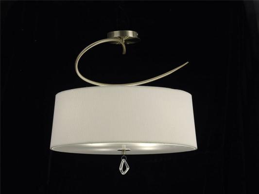 Потолочный светильник Mantra Mara Antique Brass 1625 подвесной светильник mantra mara antique brass арт 1622
