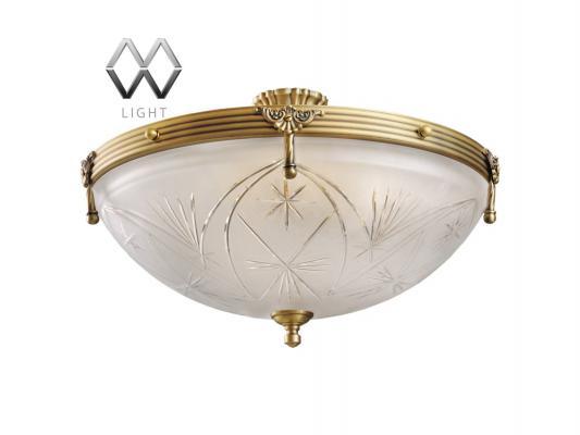 Потолочный светильник MW-Light Афродита 317013004